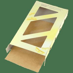 Pälsängrarfälla-box