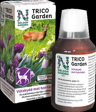 Trico Garden 250ml koncentrat - Viltskydd mot radjur