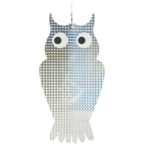 MotFågel Uggla Reflex, 2-pack