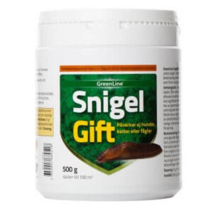 SnigelGift Greenline® 500g