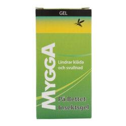 MyggA™ Pa Bettet insektsgel 50 ml forpackning