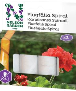 flugfalla-spiral nelson garden