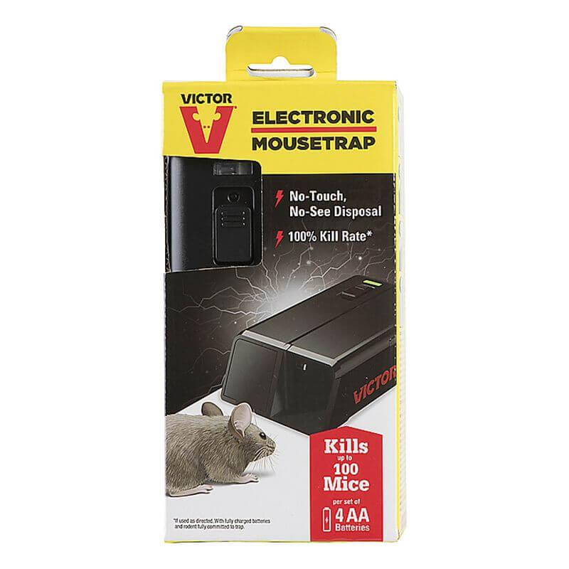 Elektrisk musfälla Victor® delbar förpackning