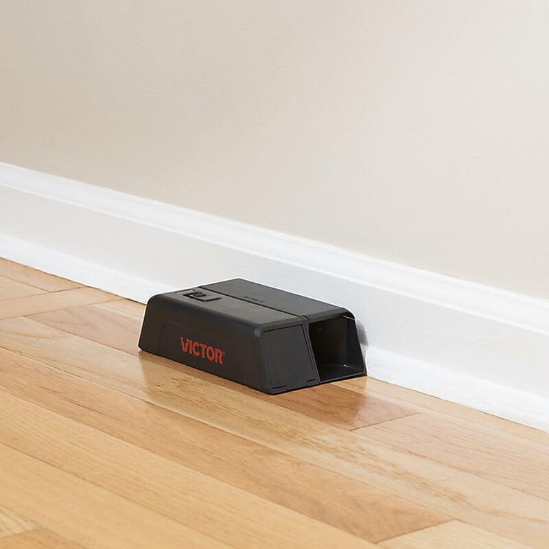 Elektrisk musfälla Victor® delbar längt vägg