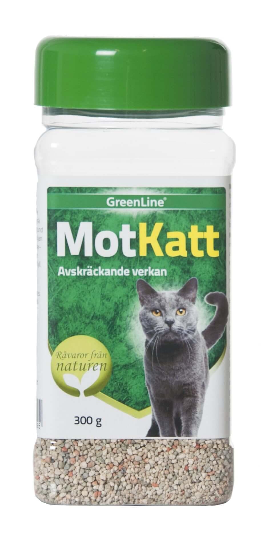 MotKatt™ Avskrackande Kattmedel 300 gram