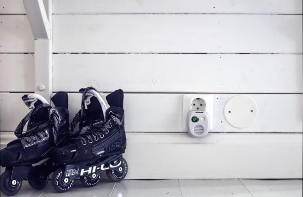Silverline® Mus & Råttfritt™ MR30x2 i vägg