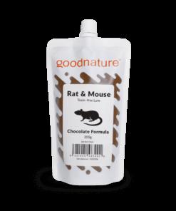Goodnature lockbete för råttor & möss