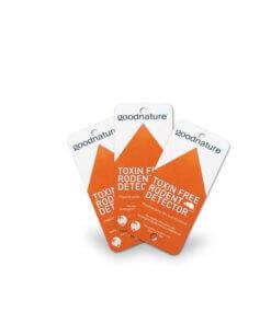 Goodnature mus detekteringskort med lockmedel