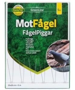 MotFagel Fagelpigg 5 m