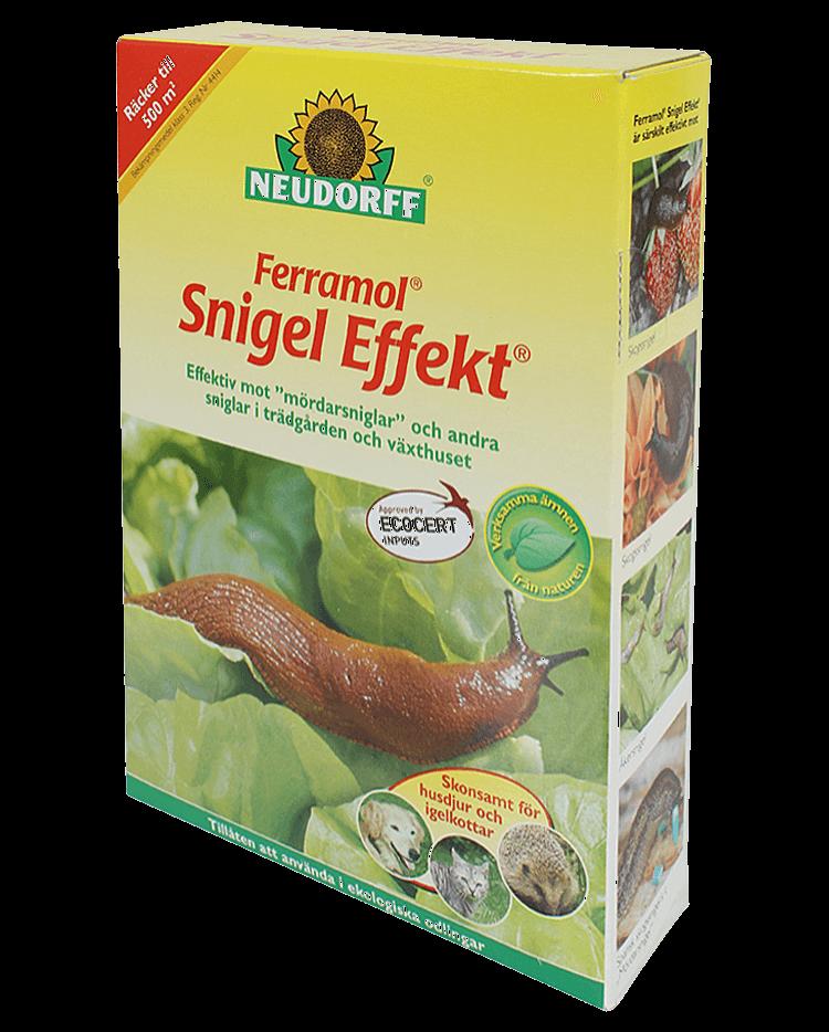 Ferramol Snigel Effekt® 2,5kg : 500kvm
